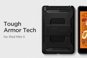 Spigen タフ・アーマー テック for iPad mini 5