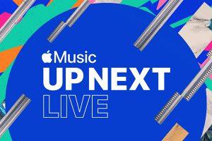 Apple Music Up Next Live