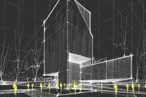 アートウォーク:長谷川徹に学んで建築スケッチをマスターしよう