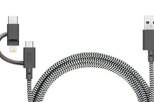 Native Union Universal Cable USB-A to Triple Head