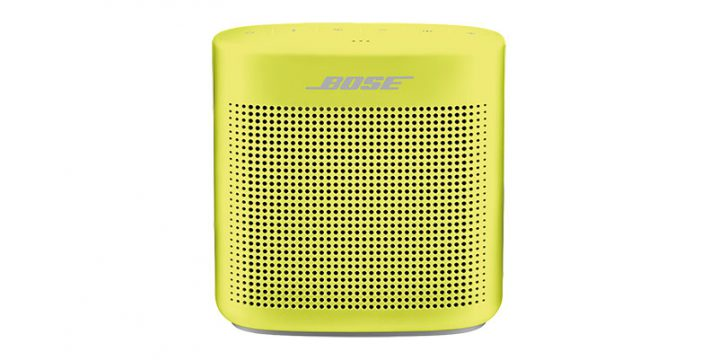 BOSE SoundLink Color Bluetooth speaker II イエローシトロン