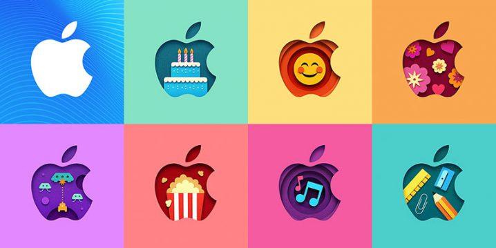 Eメールで贈るApp Store & iTunesギフトカード