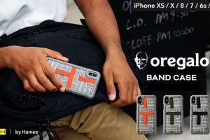 oregalo(オレガロ)Band Case