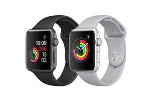 Apple Watch Series 2 および Series 3 のアルミニウムモデルの画面交換プログラム