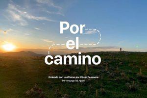 Grabado con un iPhone – El Camino de Santiago
