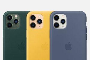 iPhone 11 Pro 純正ケース