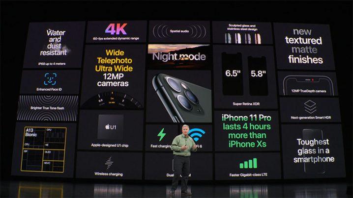 Apple Event, September 2019