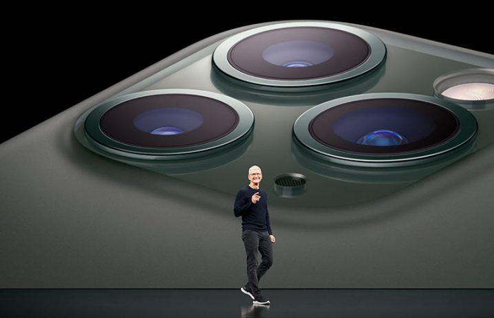 Appleの発表イベント