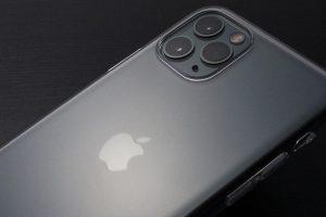 Apple純正 iPhone 11 Proクリアケース