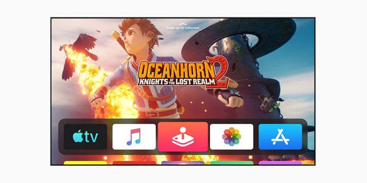 Apple TV用 tvOS 13 ソフトウェア・アップデート