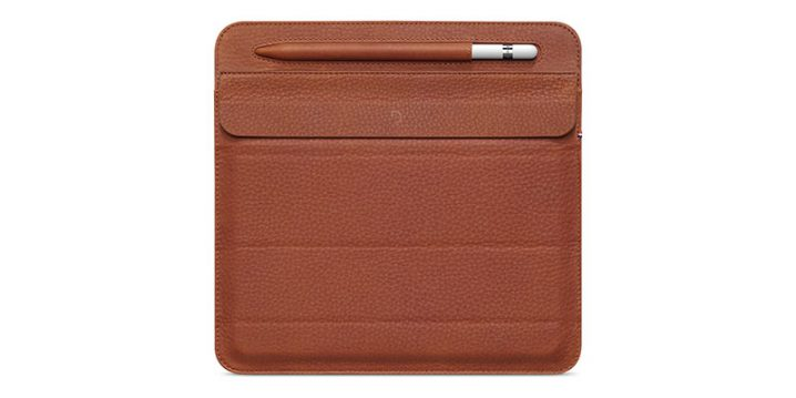 Decoded Leather Foldable Slim Sleeve for iPad mini