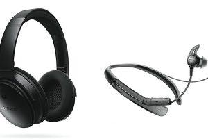 BOSE QuietComfort 35 wireless headphones II/QuietControl 30 Wireless Headphones