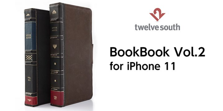 Twelve South BookBook vol.2 for iPhone 11