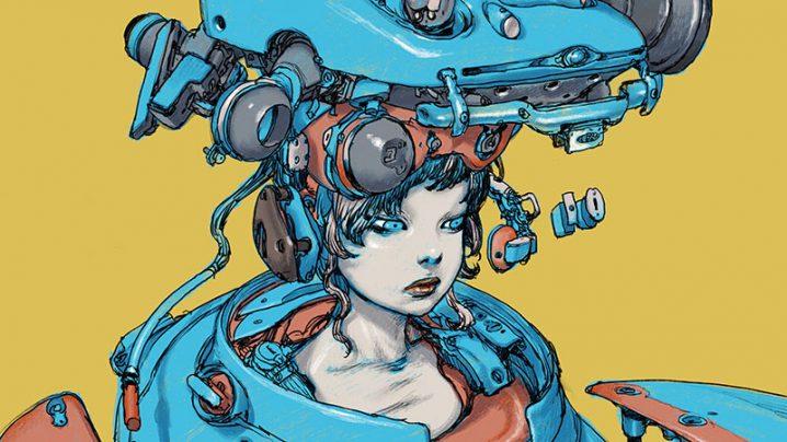 アートラボ:寺田克也と作る世界に一つだけのキャラクター