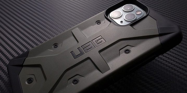 UAG iPhone 11 Pro用 PATHFINDERケース
