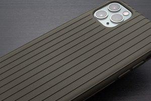 "GRAMAS COLORS ""Rib Light"" TPU Shell Case for iPhone 11 Pro"