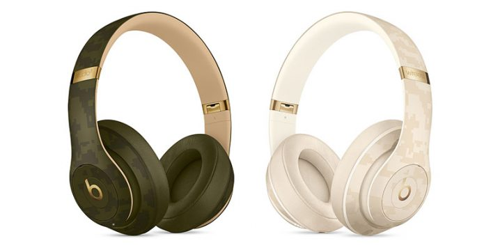 Beats Studio3 Wirelessヘッドフォン Beats Camo Collection