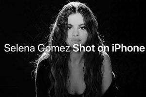 Shot on iPhone 11 Pro - Selena Gomez - Apple