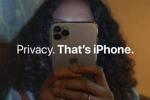 Privacy on iPhone — Simple as that