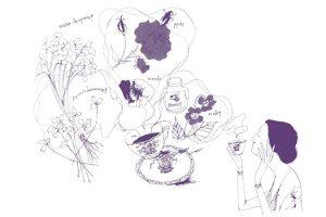 エクスクルーシブ:源川暢子に学ぶ香りから生まれる言葉の世界