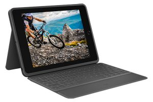 Logicool Rugged Keyboard Folio for iPad(第7世代)