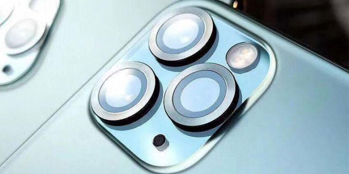 マイクロソリューション SAPPHIRE Metal frame lens ring protector