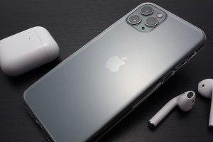パワーサポート エアージャケット for iPhone 11 Pro