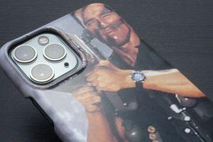 シュワルツェネッガー「コマンドー」iPhone 11 Proケース