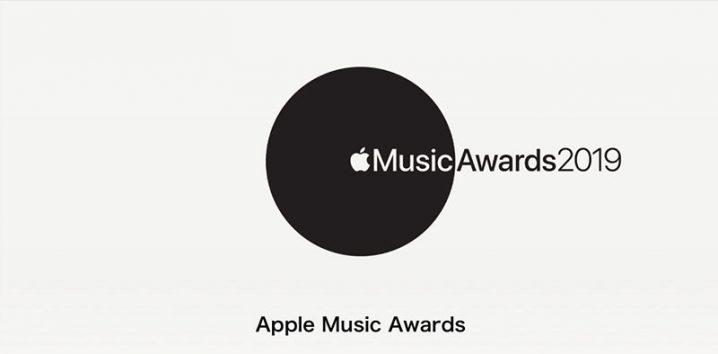 AppleMusicAwards 2019