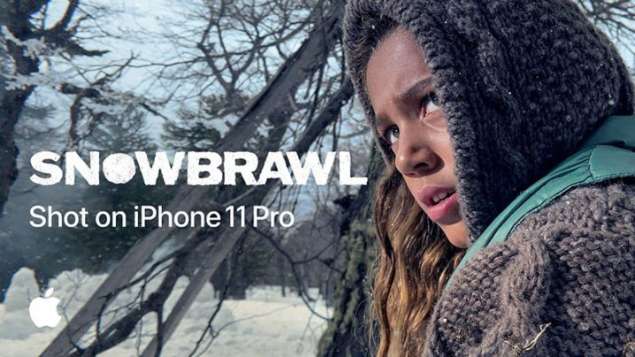 Shot on iPhone 11 Pro — Snowbrawl