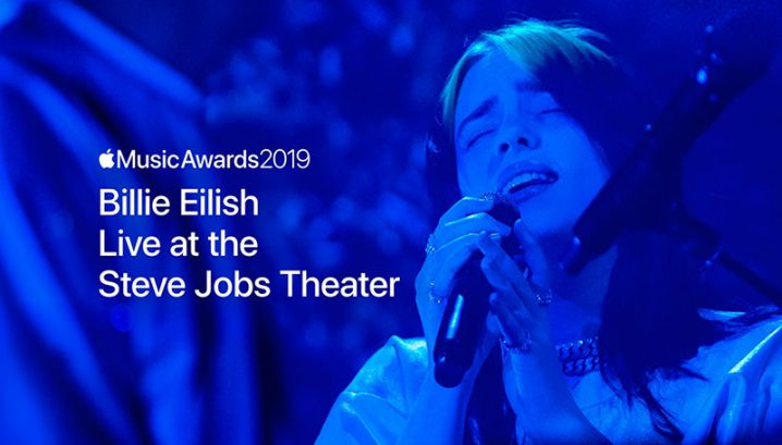 Billie Eilish Live at the Steve Jobs Theater