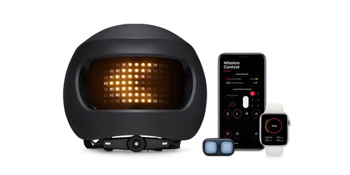 Lumos Matrix Urban Bike Helmet
