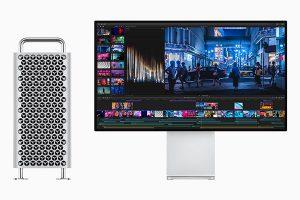 Mac ProとApple Pro Display XDR
