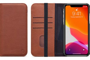 Decoded Leather Wallet Case for iPhone 11