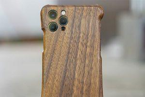 松葉製作所 iPhone 11 Pro 木製ケース