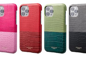 """GRAMAS COLORS """"AMAZON"""" PU Leather Case for iPhone 11 Pro"""