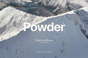 Powder: Backcountry Snowboarding at Baldface Lodge — Shot on iPhone