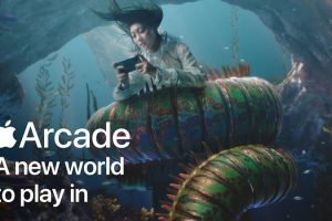 Apple Arcade — A new world to play in