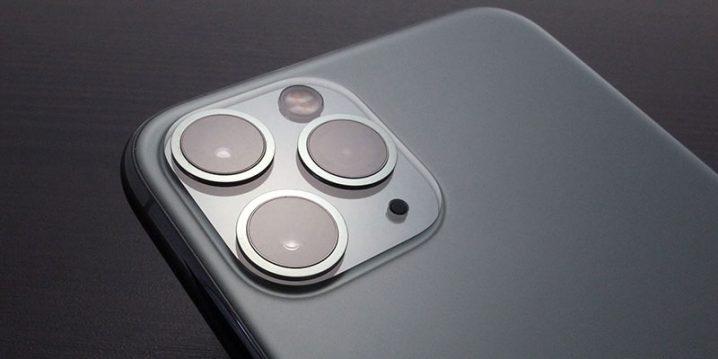 iPhone 11 Proのカメラ