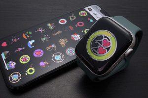Apple Watchアクティビティ 心臓月間チャレンジ