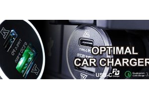alumania OPTIMAL CAR CHARGER