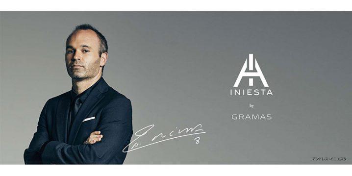 GRAMAS A.INIESTA Signature Model