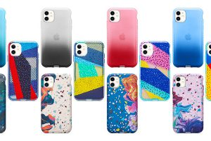 Tech21 Pure Ombré/Playful Medley/Remix in Motion Case for iPhone 11