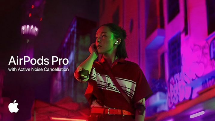 AirPods Pro — Snap