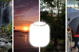 HomePodの環境音イメージ