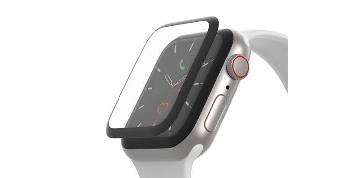 Belkin SCREENFORCE TrueClear Curve Apple Watch series 4/5