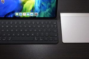 iPad ProとMagic TrackPad