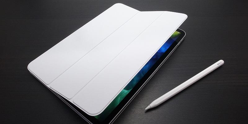 【レビュー】11インチiPad Pro(第2世代)用Smart Folio - iをありがとう