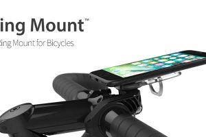 AAUXX iRing Mount for Bicycles