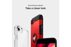 Spigen iPhone SEケース